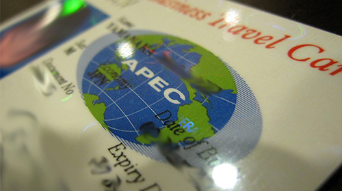 APEC Business Travel Card (ABTC)